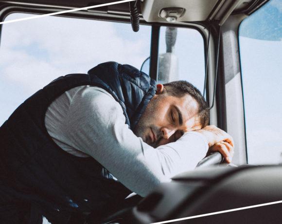 Apnee ostruttive del sonno: ne soffre il 50% dei camionisti